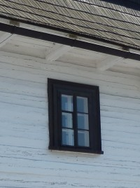 Konzolové vynesení mansardové střechy