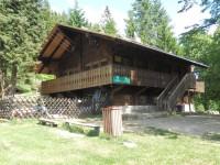 Chata Švýcarka (Szwajcarka) – alpská stavba v polských Sokolích horách