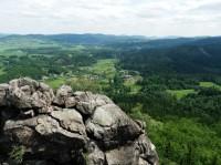 Sokolik Duźy i Mały (Velký a Malý Sokolík) – ráj horolezců