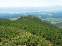 Nad Kopou - pohled na Nízké Tatry