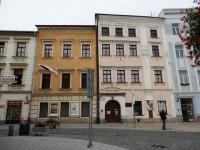 Domy č.p. 57 a 58, ve kterých je muzeum umístěné