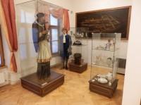 V barokní části expozice