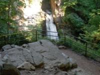 Přírodní rezervace (Rezerwat przyrody) Wodospad Wilczki