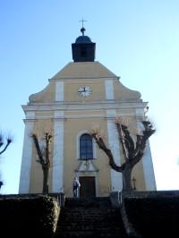 Kostelní Vydří - hrob  Ivana Martina Jirouse