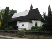 Pozdně gotický kostel sv. Trojice