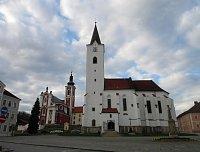 Pacov - historie, památky a pivovar