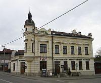 Velké Meziříčí - historie, zámek a ost. památky a pivovar