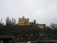 Hohenschwangau - zámek