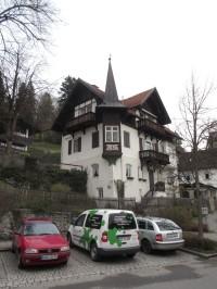 Garmisch-Partenkirchen - horské středisko