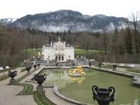Linderhof - zámek