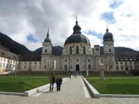 Ettal - klášter