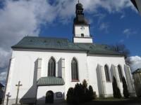 Žďár nad Sázavou – jižní část - původní samostatná obec Město Žďár