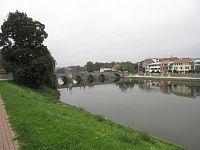 Písek – Kamenný most a Cipískoviště - Pískoviště