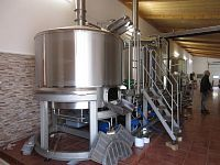 Obora u Malšic - obec a pivovar