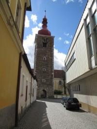 Přibyslav – historické centrum