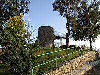 Rudíkov – obec a vyhlídková věž