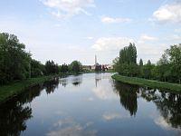 Obec Káraný a historická vodárna
