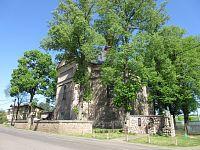 Otovice - kostel sv. Barbory