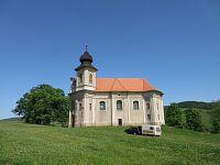 Šonov - kostel sv. Markéty