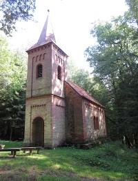 Svákov - rozhledna, hradiště, kaple