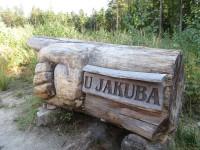Havlova hora - Rozhledna u Jakuba