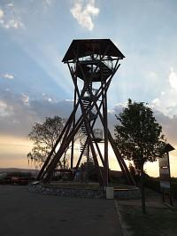 Velké Pavlovice – rozhledna Slunečná