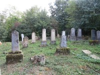 Koryčany – židovský hřbitov