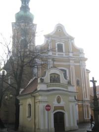 Přerov a jeho kostely