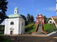 Kaple sv. Floriána a Panny Marie Einsiedelnské