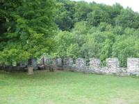 Terasa před věží