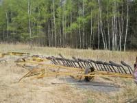 Borkovická blata - původní zařízení pro těžbu