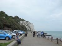 Dover – hrad a bílé útesy