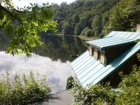 pohled na Štěchovické jezero