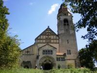 kostel sv.Jana Nepomuckého ve Štěchovicích