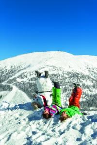 Korutany (Rakousko): Nezapomenutelná rodinná dovolená na sněhu