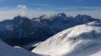 Zimní Val di Fassa – lyžařův sen