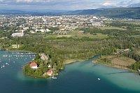 Klagenfurt von oben (c) Stadtpresse-Horst