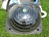 Solární ohřev PYRAMIDA