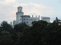Hluboká nad Vltavou - to není