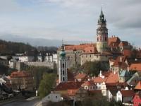 Český Krumlov – podzimní návštěva