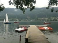 Rodinná dovolená u jezer v Korutanech (1. část)
