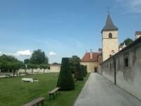 Po stopách Rožmberků - z Kratochvíle do Třeboně
