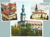 Polná - kostel sv. Barbory