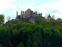 Potštejn - hrad