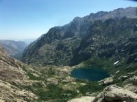 Jezero Melo a Capitello - Korsika