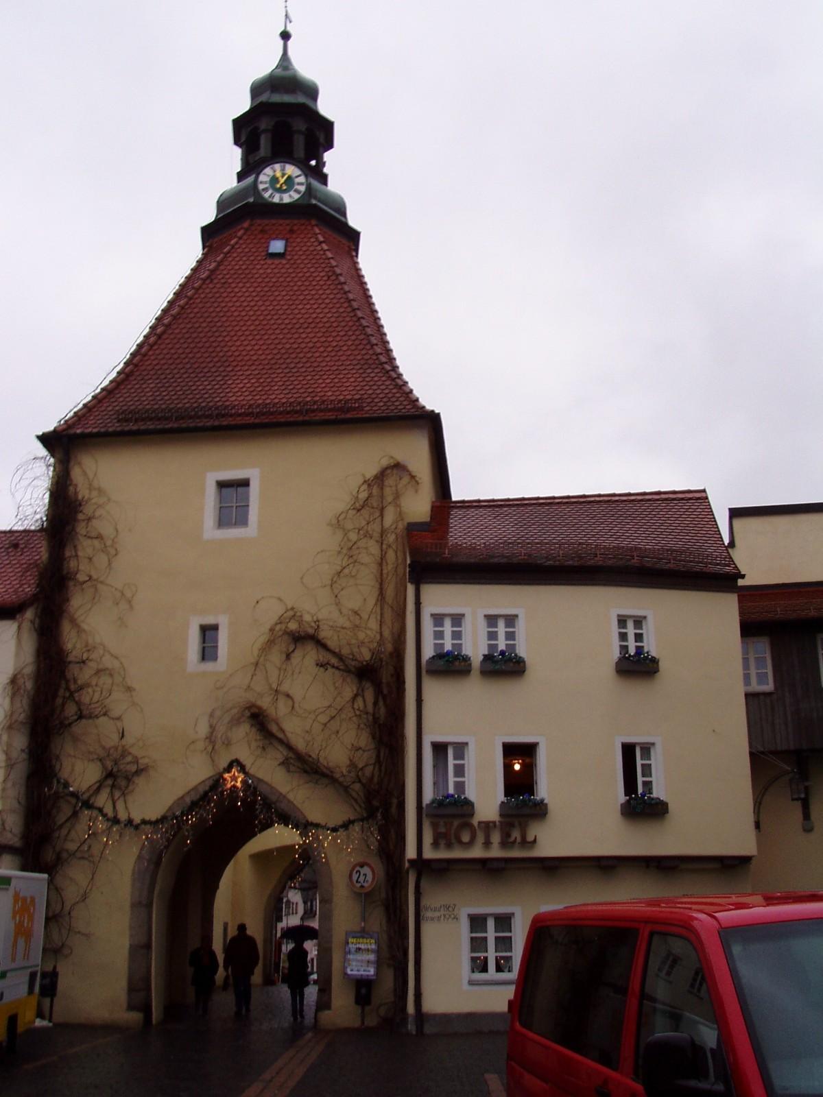 Der Obere Markt der Stadt Weiden (Foto: Stadt Weiden)