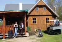 Golf - Svobodné Hamry, klubovna