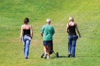 Golf - Svobodné Hamry, flajt