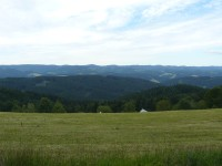 Z Horní Bečvy na hřeben Vsetínských vrchů - cyklovýlet