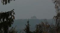Výhled na Sv. Hostýn